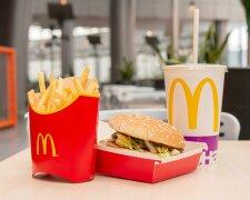 Їжа з McDonald's, Shutterstock