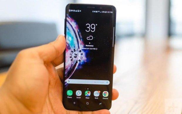 У Samsung Galaxy S9 знайшли Ахіллесову п'яту