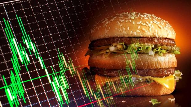 Неожиданный индекс Биг-Мака: гривна резко изменила позиции в мировом рейтинге