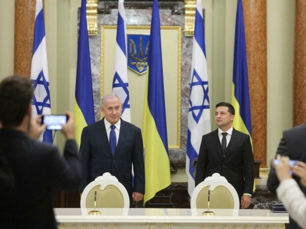 "Зеленский сделал приятно Нетаньяху и народу Израиля: ""Обещаю"""