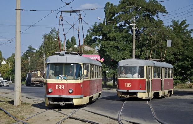 В Днепре трамваи будут ездить по-новому: кому придется терпеть неудобства