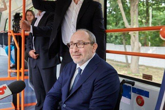 Геннадий Кернес, фото: Харьковский городской совет