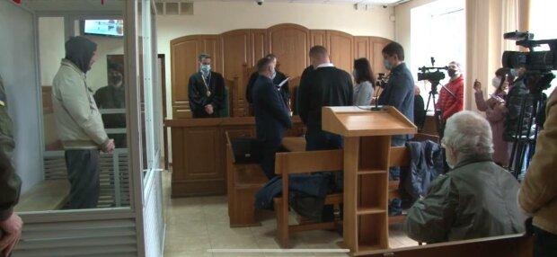 Суд, фото: скріншот з відео