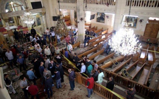 Появились свежие кадры с места теракта в Египте