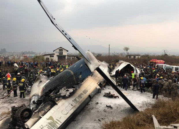 В Мексике разбился самолет с губернатором на борту