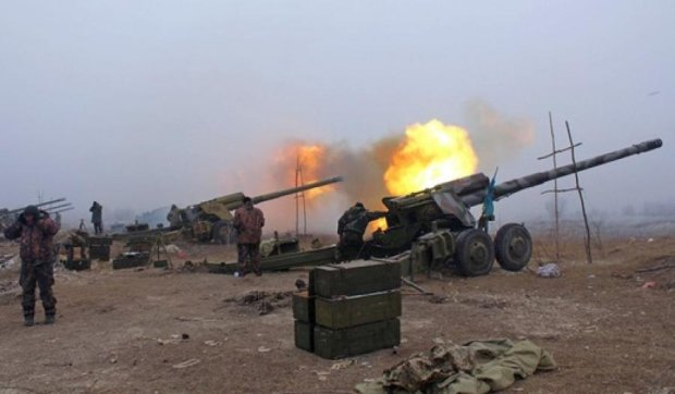 """Генштаб дозволили """"чистити"""" Донбас за допомогою артилерії"""