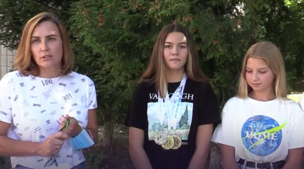Тернопольские школьники переплыли бассейн и показали блестящий результат - 11 медалей