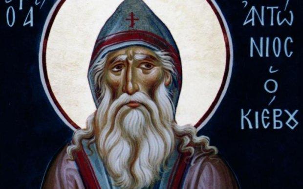 Антоній Громоносець 23 липня: історія і традиції християн