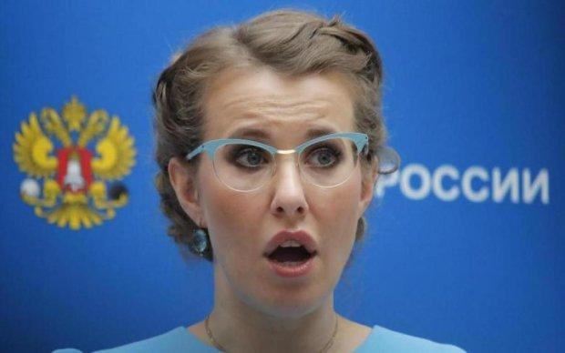 Жириновский довел Собчак до слез в прямом эфире: видео