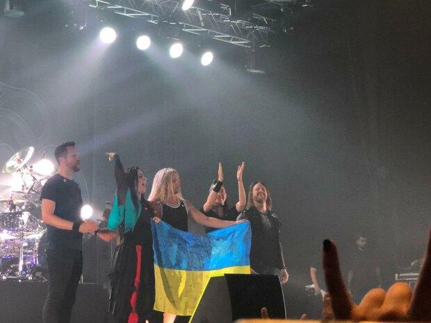 Evanescence зіграли в Києві неймовірний концерт і приготували сюрприз українцям