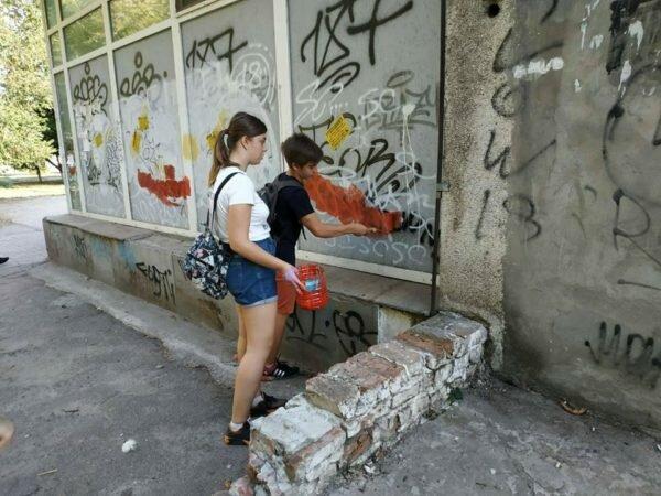Кернес, дивися і вчися: запоріжці показали, як прибрати наркотики з міста
