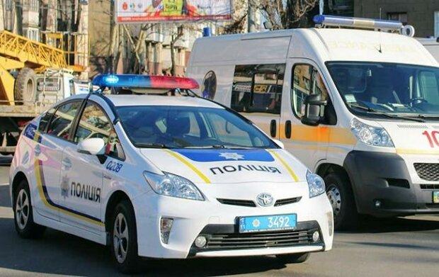 Правоохранители, фото: пресс-служба патрульной полиции
