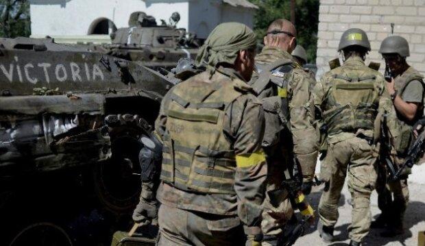 Украинские воины, скриншот: YouTube