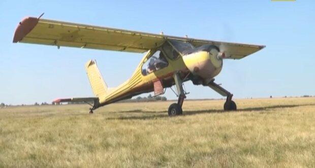 Українець з ДЦП підняв у небо літак - мрії повинні збуватися