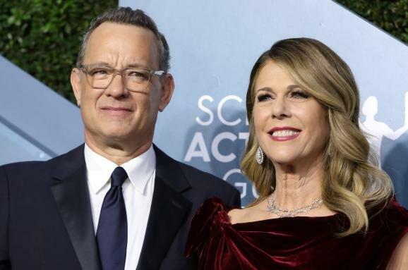 Том Хенкс і його дружина приїхали додому після зараження коронавірусом, подробиці