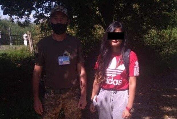 Студентка з Франківщини намагалася прорватися до Словаччини - прикордонники обірвали мрію дівчини про Європу