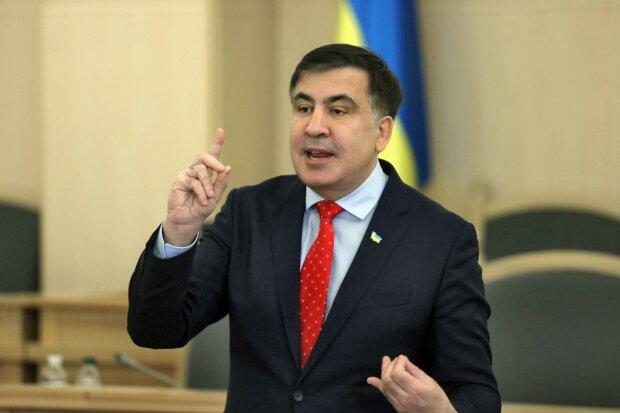 """Саакашвили разговорился, первые слова о Зеленском: """"Винить во всех бедах..."""""""