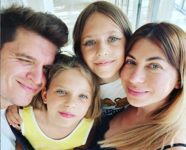 Анатолий Анатолич с семьей, фото с Instagram