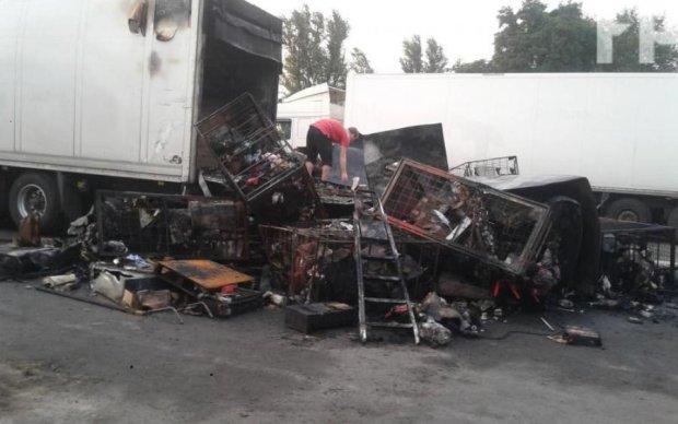 Пожар на Новой Почте: в компании рассказали, что будет с посылками