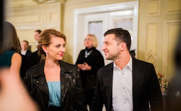 Фото Зеленського з дружиною викликало ажіотаж у мережі: Бог пробаче