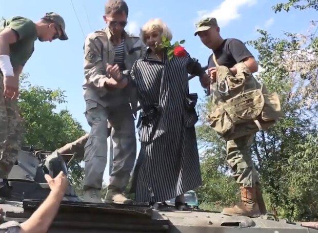 Ада Роговцева, скрін з відео