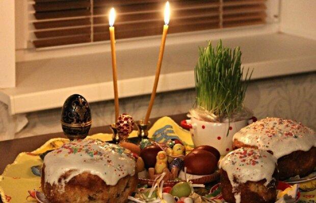 Освящение кулича и яиц в домашних условиях, фото:rubryka
