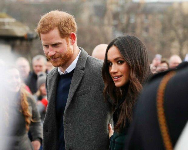 Мэган, что ты сделала с Гарри? Неблагодарный внук поразил в самое сердце королеву Елизавету II