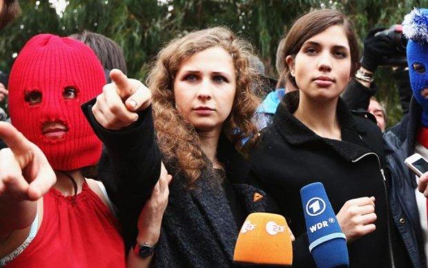 Учасників Pussy Riot схопила ФСБ