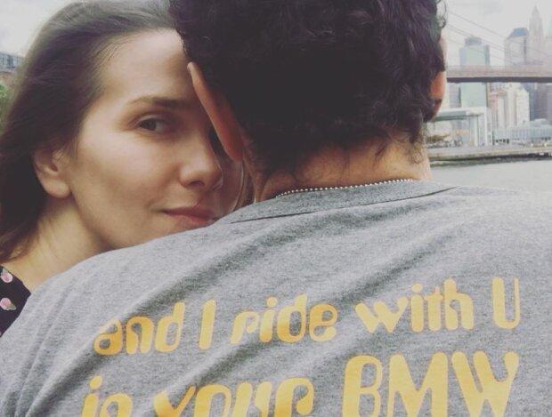 Наталья Орейро с мужем фото: instagram.com/nataliaoreirosoy