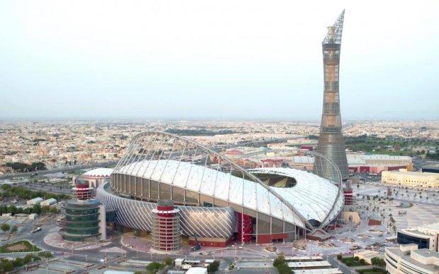 У Катарі відкрили перший стадіон до Чемпіонату світу-2022 з футболу