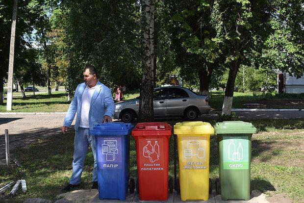 Львів'ян змусять зробити це: сміття - у обмін на гривні