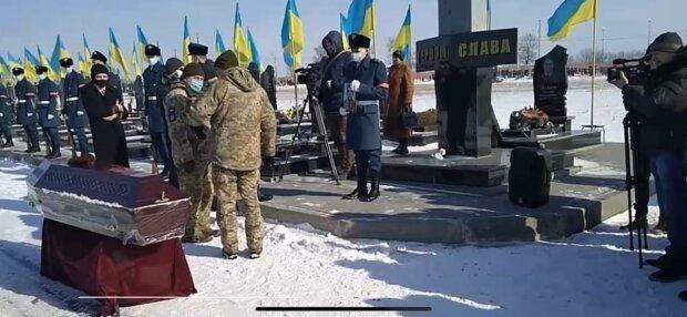 Герой АТО, фото: скріншот з відео