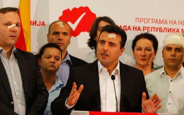 Запад отреагировал на македонскую бойню