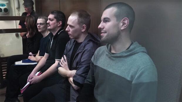 """Четверо фигурантов скандального политического дела совершили попытку суицида в суде: """"Мы все равно будем свободными!"""""""
