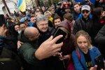 Петр Порошенко на Майдане, Новое Время