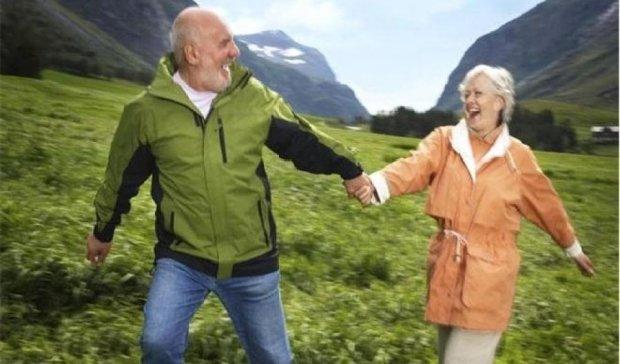 Прогулянки знижують ризик передчасної смерті