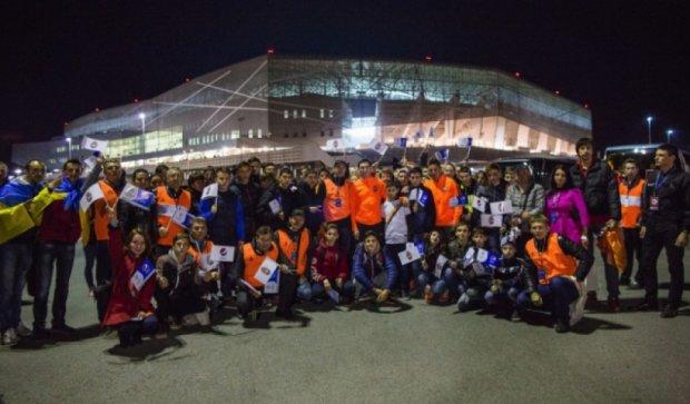 Переселенці безкоштовно відвідали матч Ліги Чемпіонів у Львові