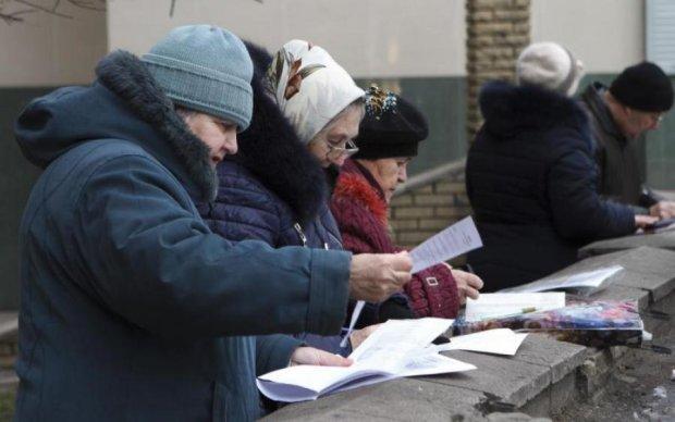 Маленькие зарплаты: пенсионная реформа убьет все надежды украинцев