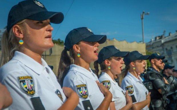 По-новому: как киевляне праздновали годовщину создания Нацполиции