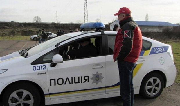 В Ужгороде начались автомобильные тренировки патрульных полицейских (фото, видео)
