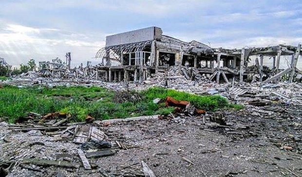 У мережу виклали фотографії руїн Луганського аеропорту (фото)