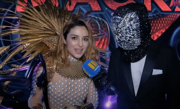 Злата Огневич, скриншот из видео