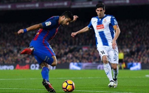 Эспаньол - Барселона: Где смотреть матч чемпионата Испании