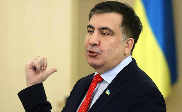 """""""Знову в біді"""": Саакашвілі потрапив під приціл Луценка, загрожує кримінальна справа"""