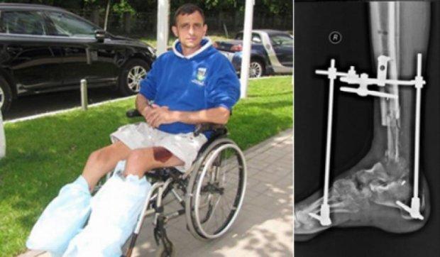 Українські фахівці виростили кістки 13 пораненим бійцям АТО