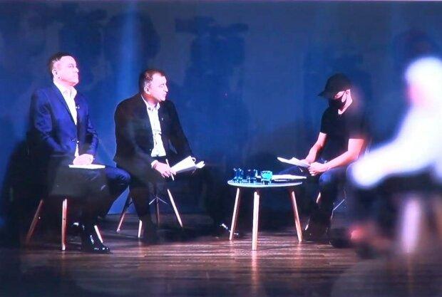 Плівки Деркача, скріншот відео
