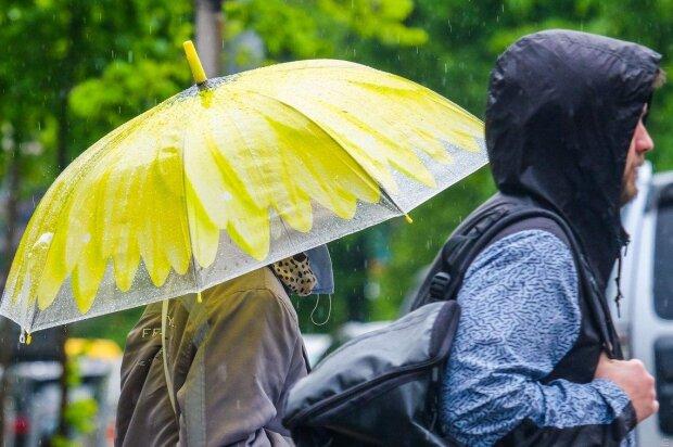 Погода в Україні, фото: Уніан