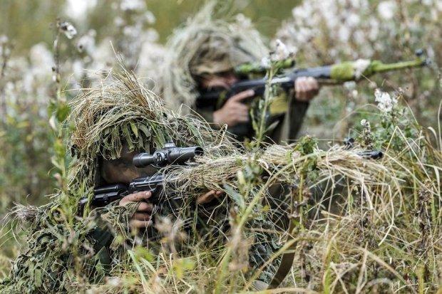 В Авдеевке началась снайперская война