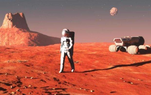 Невозможное - возможно: ученые нашли воду на Марсе