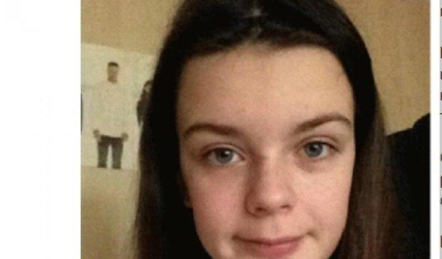 У Києві розшукують 14-річну школярку